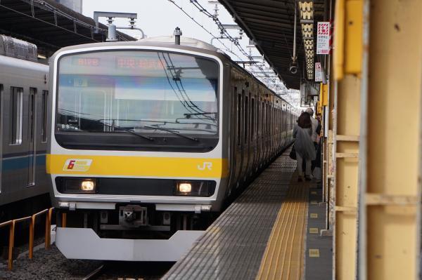 2017-10-08 総武線E231系ミツB9編成 千葉行き1