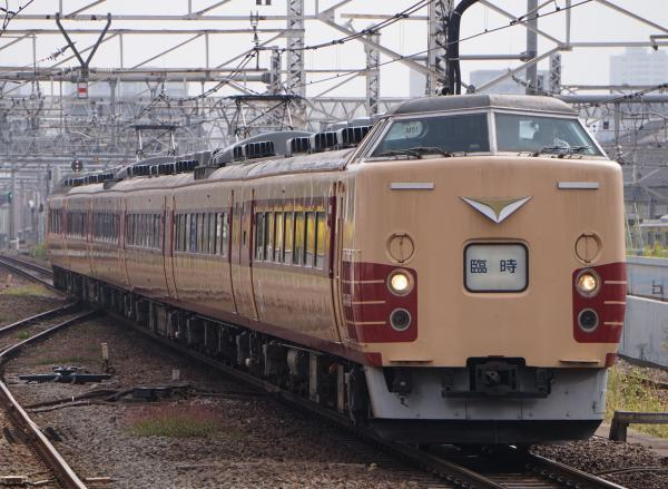 2017-10-08 中央本線189系トタM51編成 快速山梨富士号