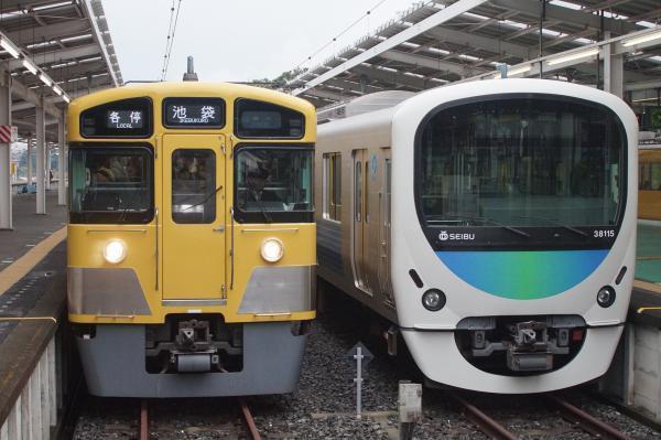 2017-10-14 西武2073F 38115F
