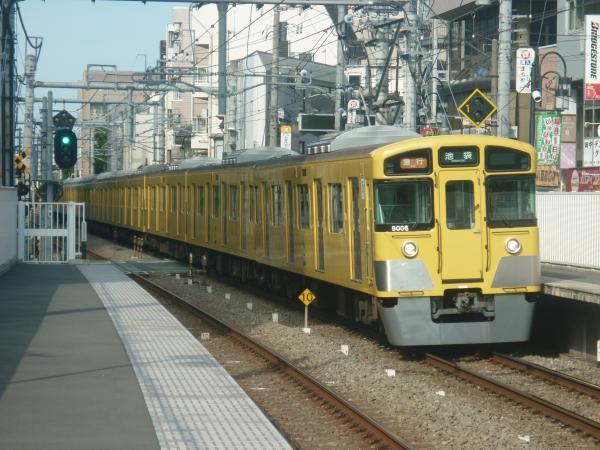 2014-10-18 西武9106F 急行池袋行き 2116レ