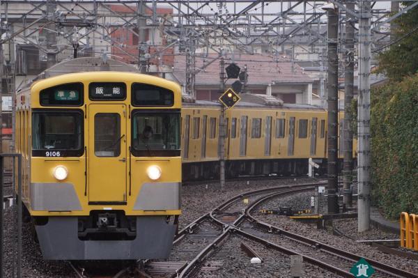 2017-10-14 西武9106F 準急飯能行き 4125レ