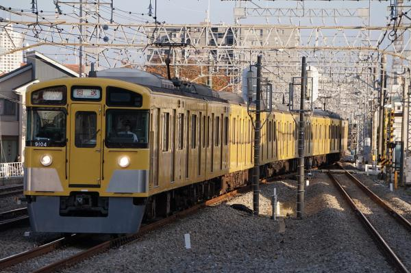 2017-11-03 西武9104F 回送