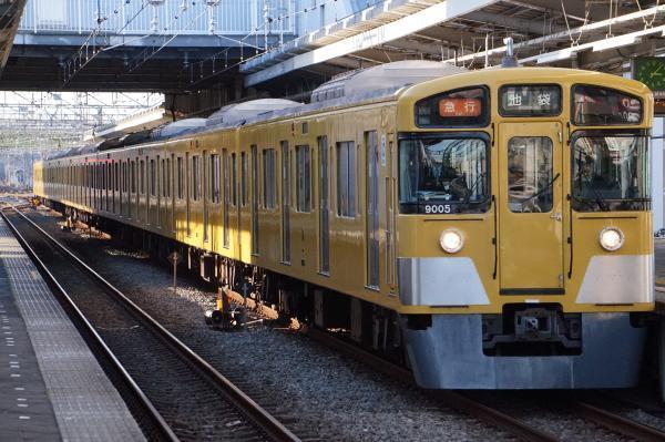 2017-11-03 西武9105F 急行池袋行き