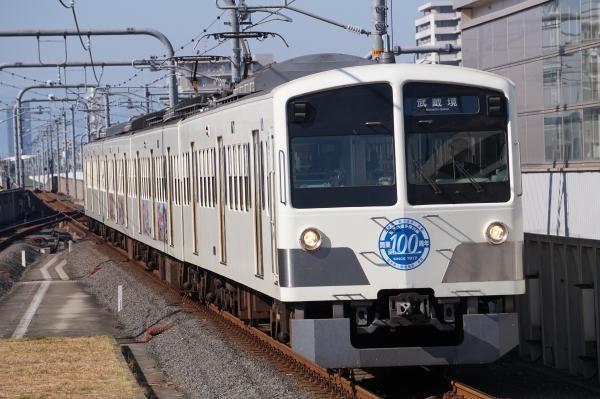 2017-11-05 西武245F 武蔵境行き