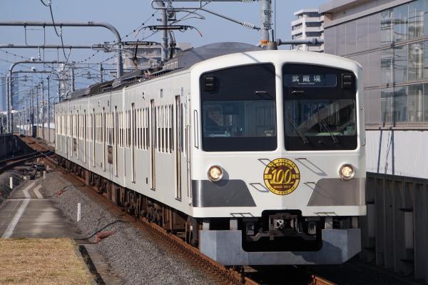 2017-11-05 西武253F 武蔵境行き