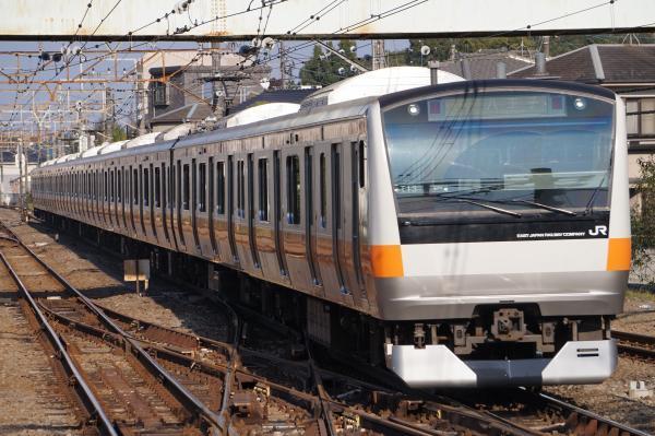 2017-11-05 中央線E233系トタT13編成 八王子行き