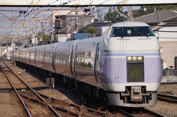 2017-11-05 中央本線E351系モトS3編成 スーパーあずさ号松本行き
