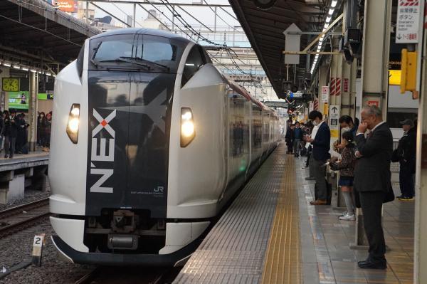 2017-11-13 E259系 回送