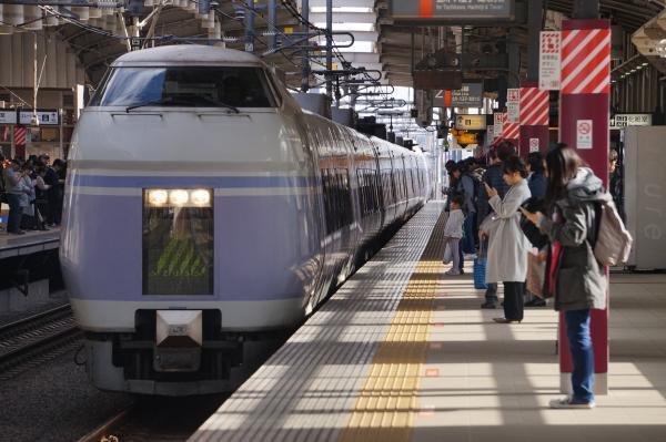 2017-11-13 中央本線E351系 スーパーあずさ号松本行き
