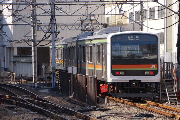 2017-11-13 八高線209系ハエ63編成