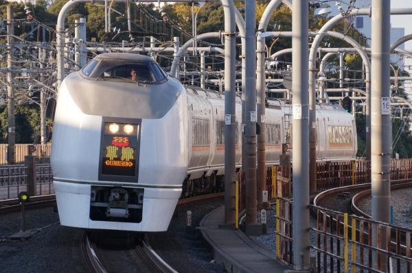 2017-11-19 高崎線特急651系 草津号上野行き