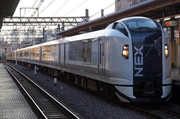2017-11-19 成田エクスプレスE259系