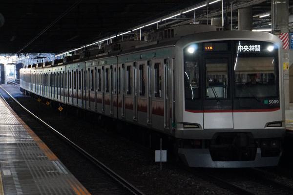 2017-12-09 東急5109F 中央林間行き