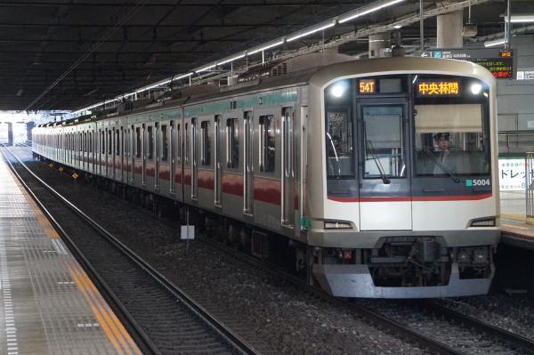 2017-12-09 東急5104F 中央林間行き