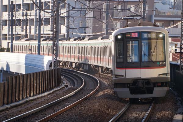 2017-12-09 東急5110F 急行南栗橋行き