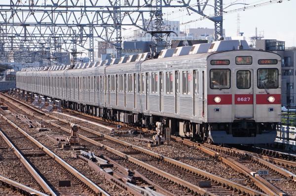 2017-12-09 東急8627F 急行押上行き