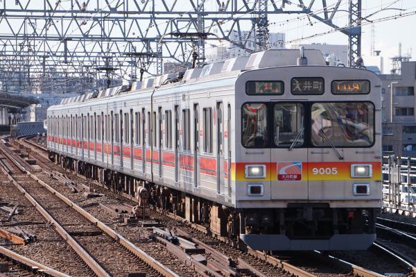 2017-12-09 東急9005F 各停大井町行き