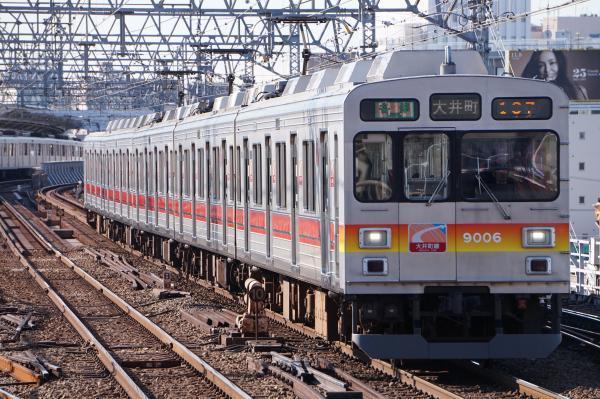 2017-12-10 東急9006F 各停大井町行き