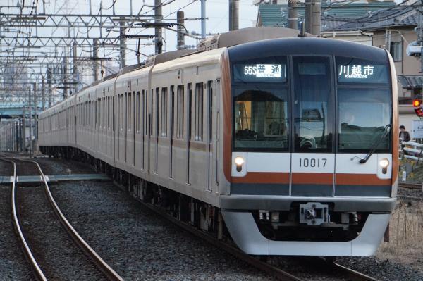 2017-12-17 メトロ10117F 普通川越市行き