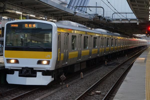 2017-12-19 ミツA514編成 西船橋行き