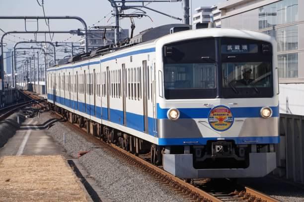 2017-12-19 西武249F 武蔵境行き1