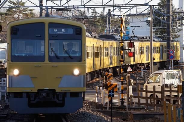 2017-12-19 西武263F 萩山行き 6451レ