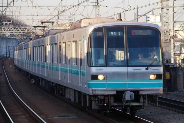 2017-12-20 メトロ9117F 急行日吉行き