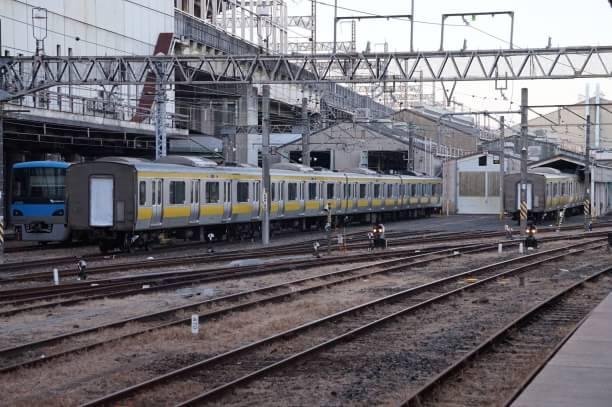 2017-12-23 ミツB9編成 B13編成 中間車 小田急4055F
