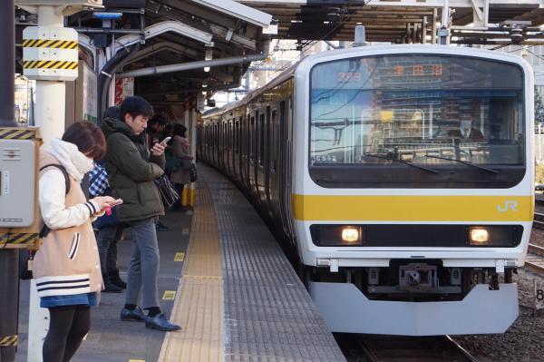 2017-12-23 ミツC512編成 津田沼行き