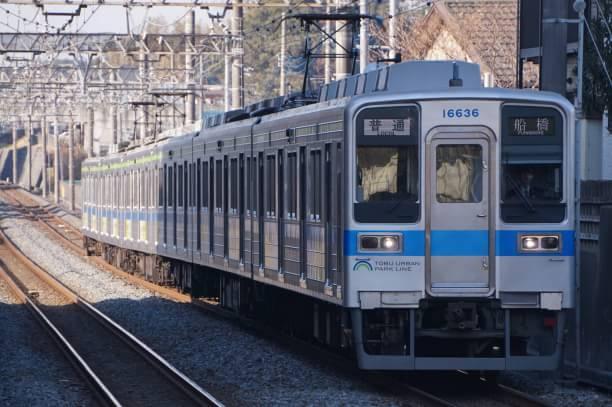 2017-12-23 東武11636F 普通船橋行き