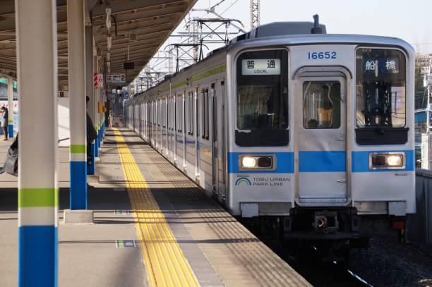 2017-12-23 東武11652F 普通船橋行き