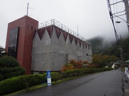 台風養生城川支所