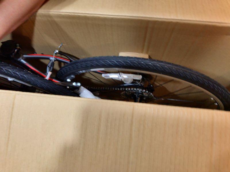 海外自転車輪行