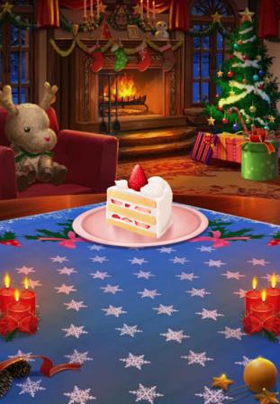 ショートケーキ末