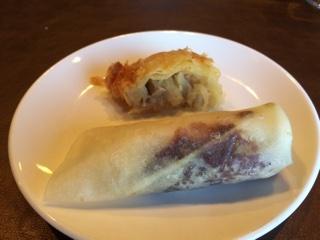 炉式窯焼き 北京ダック・ローストダックのパイ包み