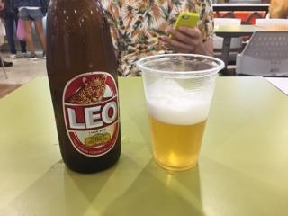 LEOビール大瓶
