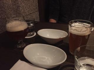 自家醸造のクラフトビール