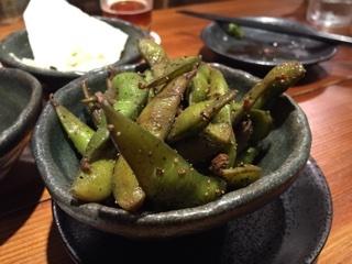 スタウト枝豆
