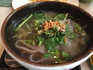 雑穀麺のシーフードヌードル