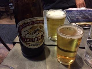 瓶ビール(キリン)