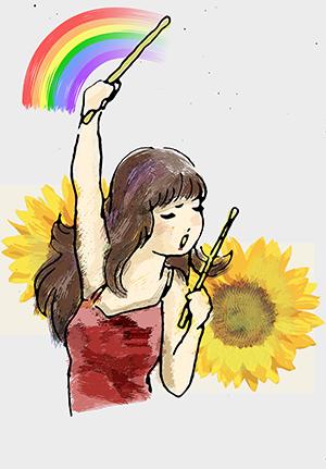 虹のグレイスS