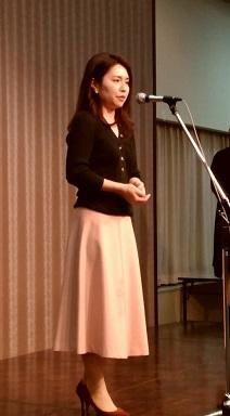 トスカ役 砂川涼子さん