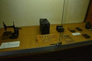 名刺版箱型カメラ