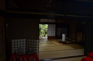床の間のある部屋