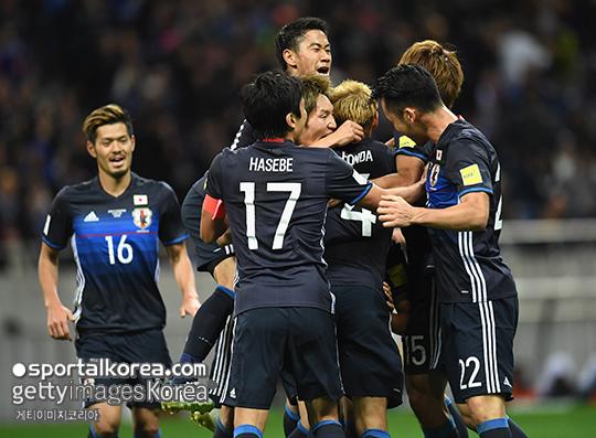 韓国ネチズン反応:日本代表が11...