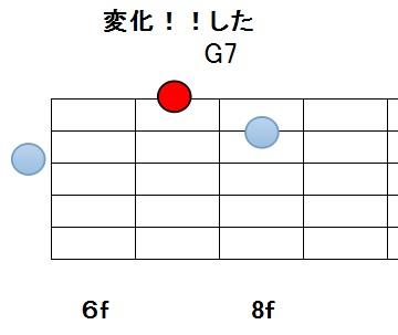 G 7変化14w_メロディ
