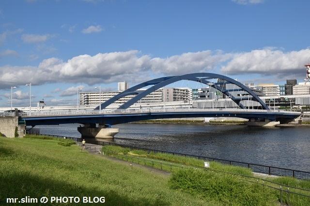 mr.slim の PHOTO BLOG 水神大橋