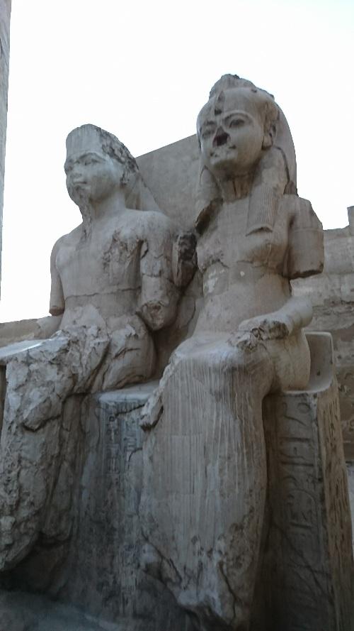 ルクソール神殿ツタンカーメン1