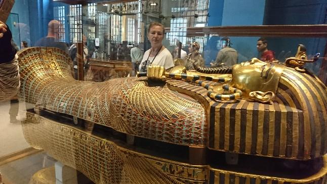 ツタンカーメンの棺