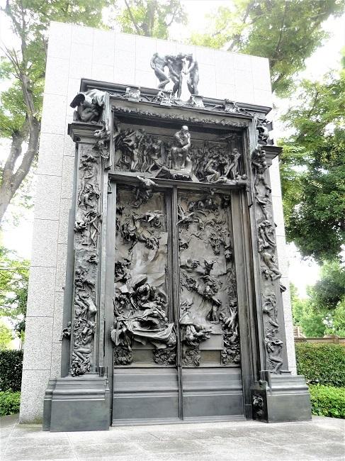 ロダン「地獄の門」